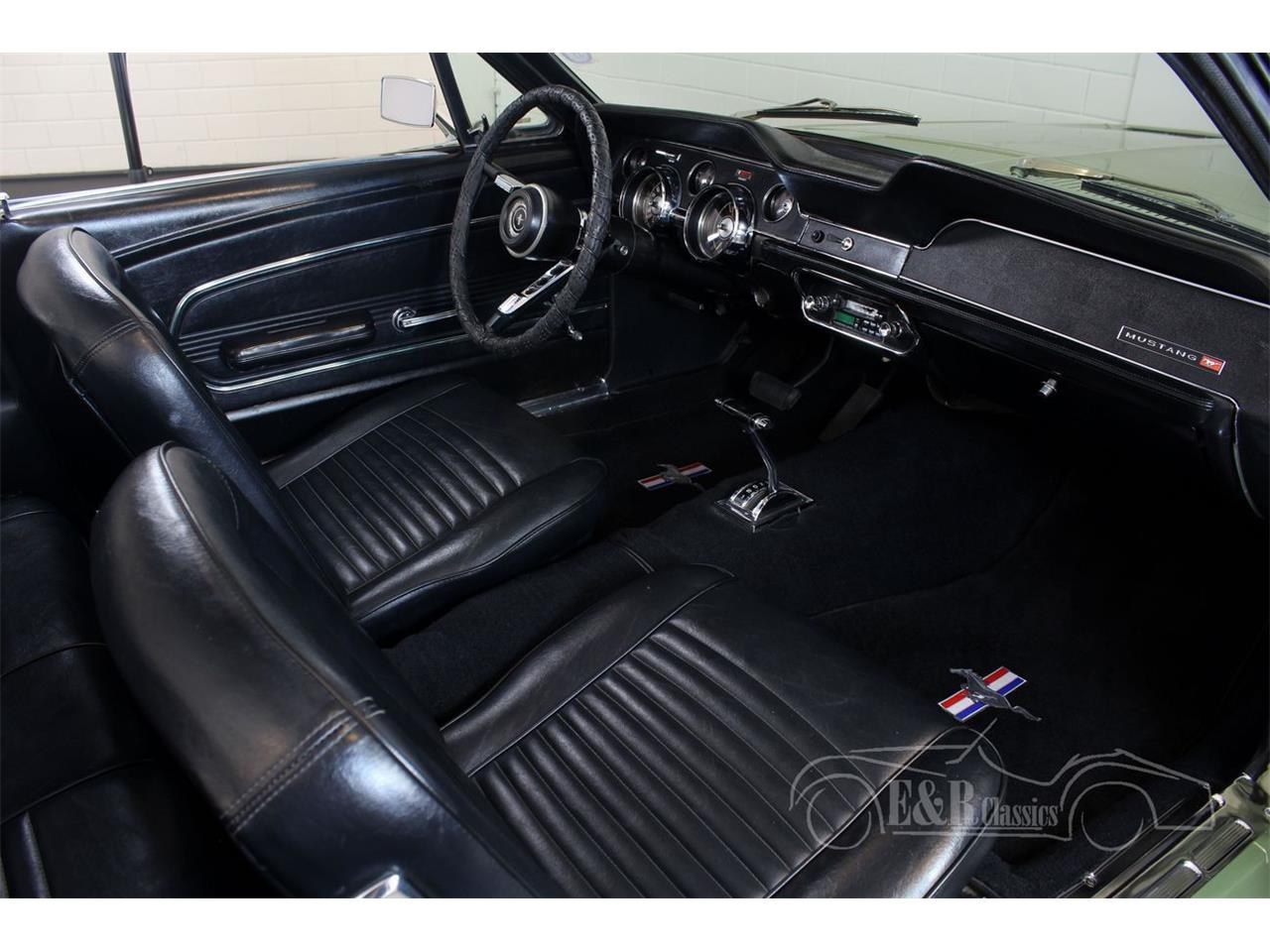 Large Picture of '67 Mustang - Q2ZB