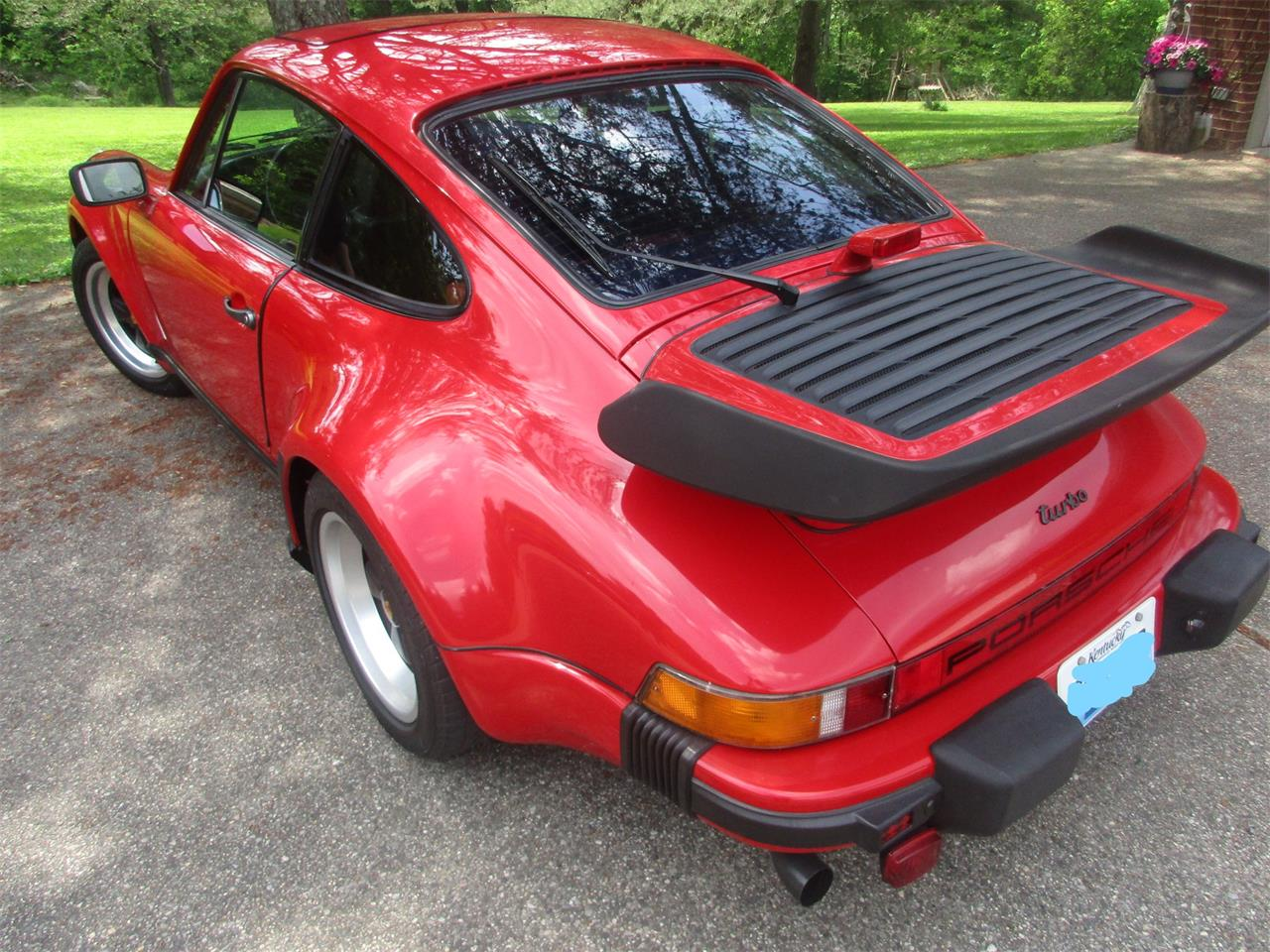 Large Picture of '79 930 Turbo - Q2ZE