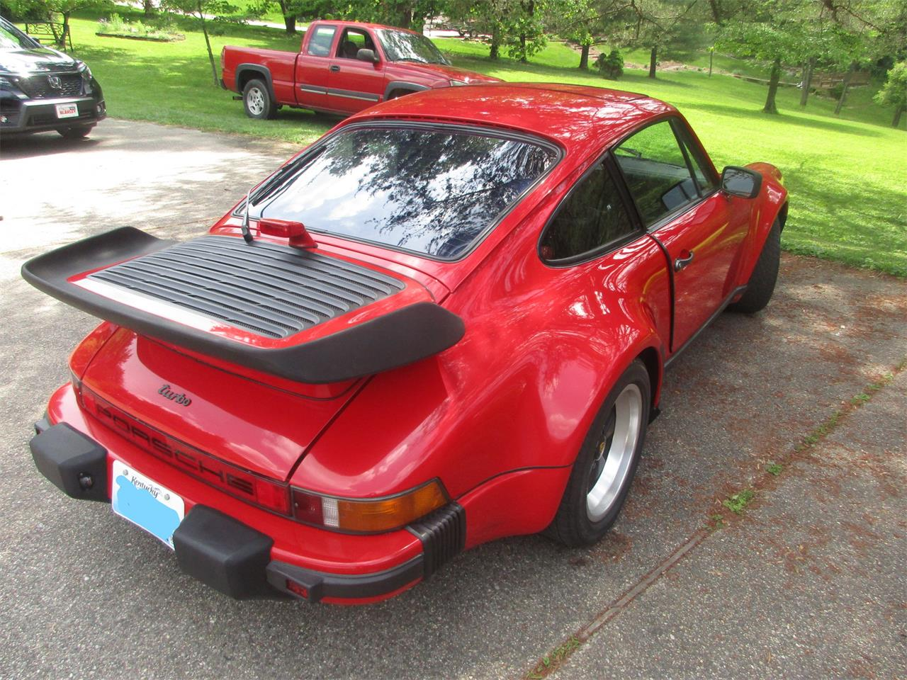 Large Picture of '79 Porsche 930 Turbo located in Kentucky - Q2ZE