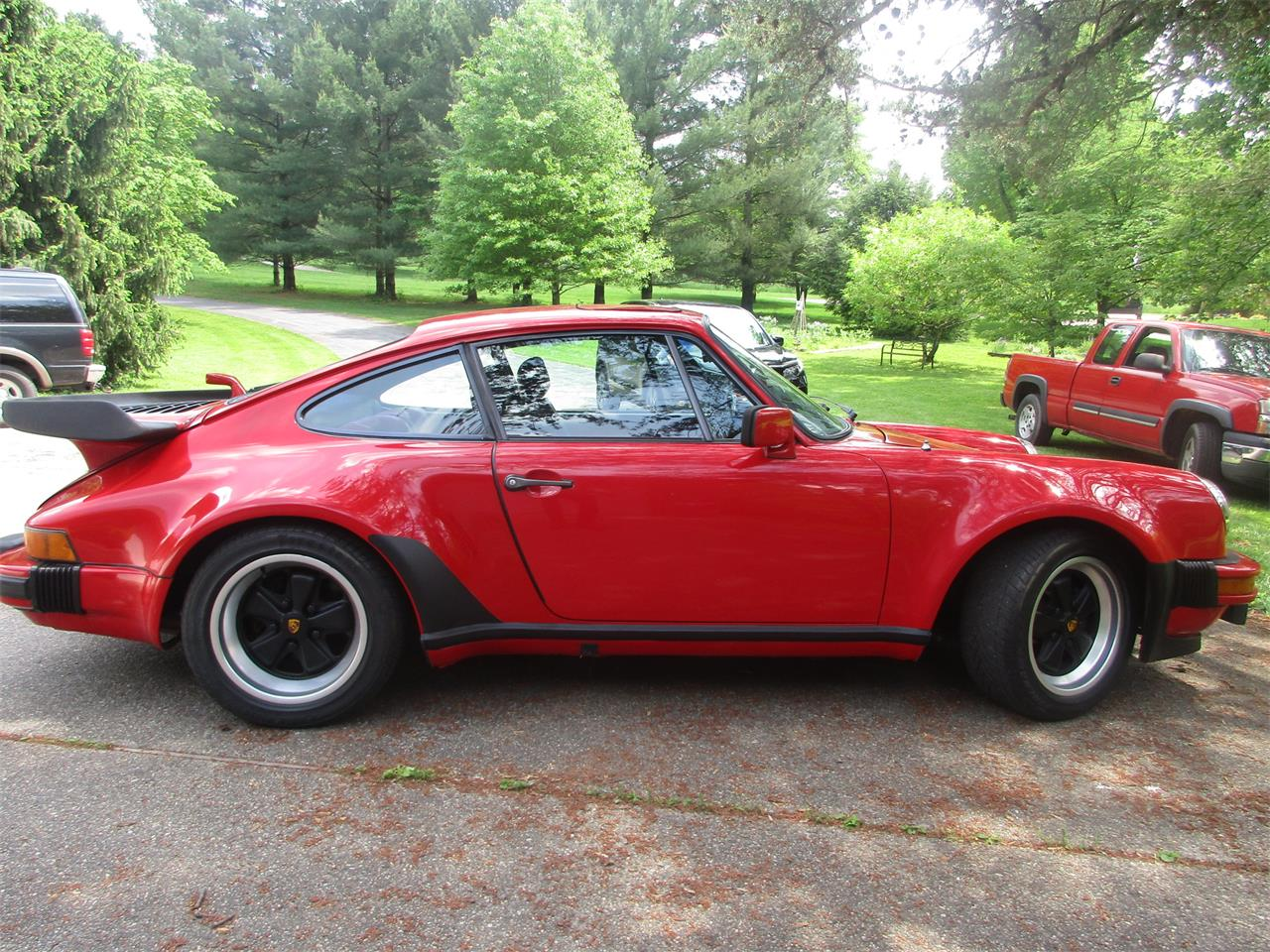 Large Picture of 1979 Porsche 930 Turbo located in Kentucky Offered by a Private Seller - Q2ZE