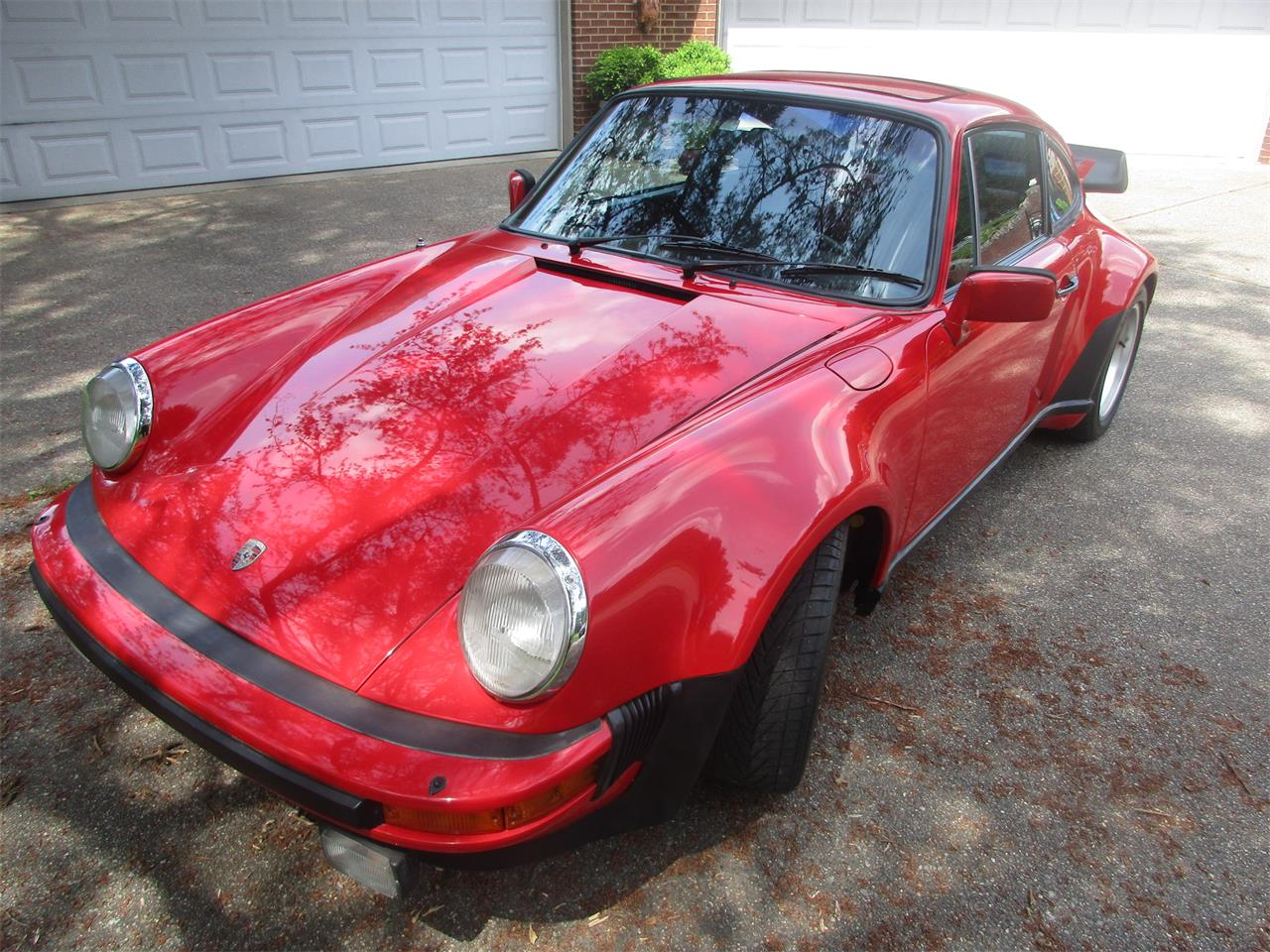 Large Picture of '79 Porsche 930 Turbo located in Somerset Kentucky Offered by a Private Seller - Q2ZE