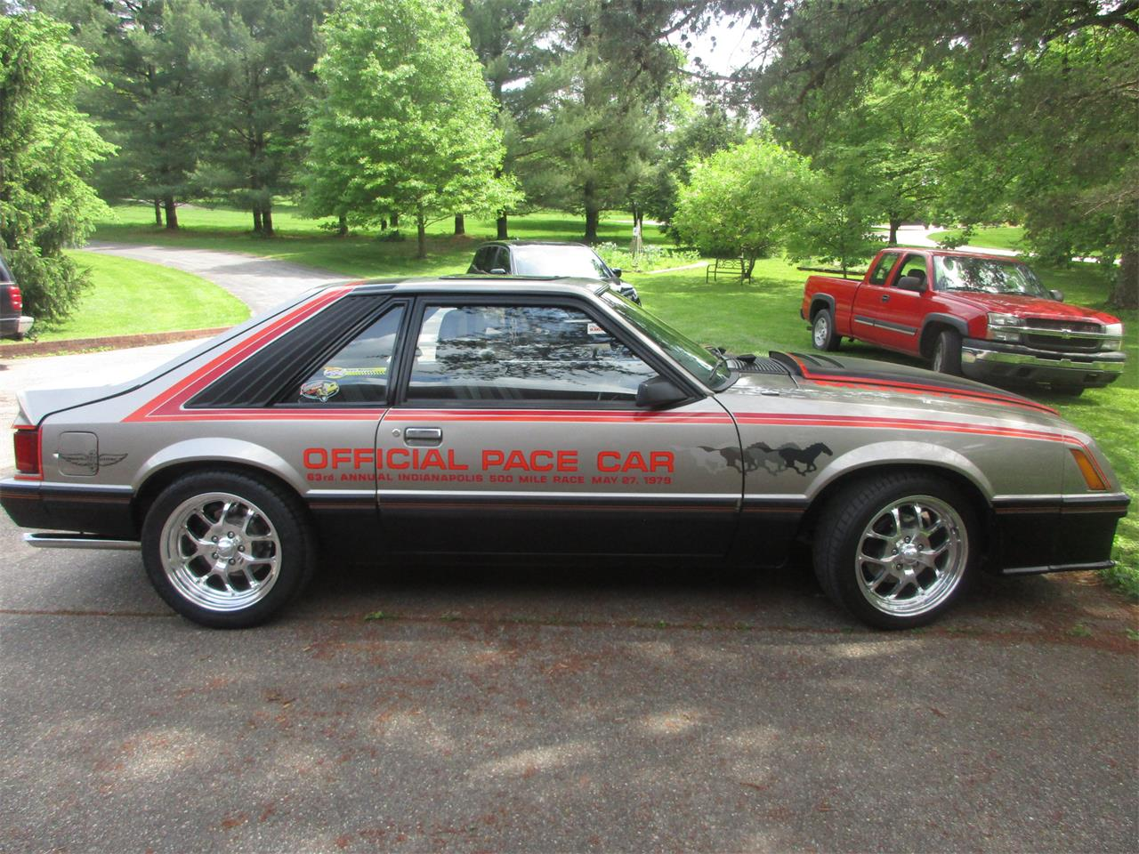 Large Picture of 1979 Mustang - Q2ZG