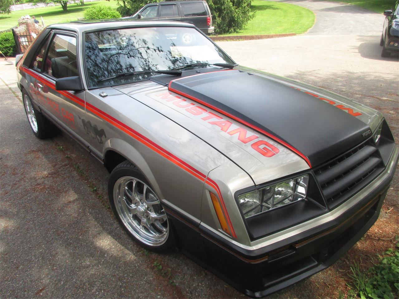 Large Picture of '79 Ford Mustang located in Kentucky - Q2ZG