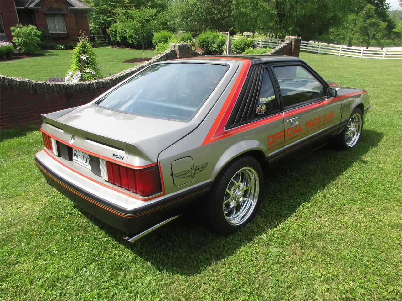 Large Picture of '79 Ford Mustang located in Somerset Kentucky - $29,500.00 Offered by a Private Seller - Q2ZG