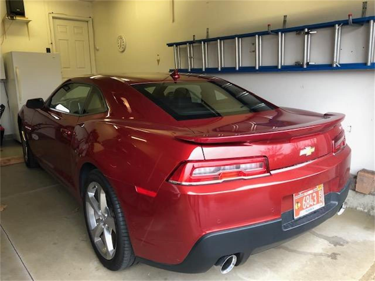 Large Picture of '14 Camaro SS - Q2ZI
