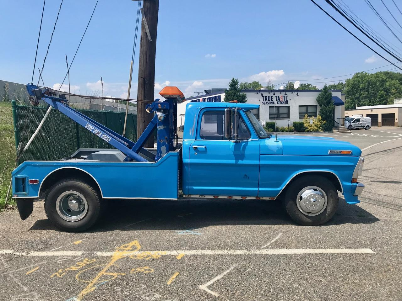 Large Picture of '70 F350 - Q2ZL
