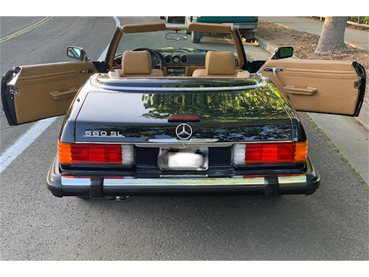 Large Picture of 1989 560SL Offered by a Private Seller - Q2ZN