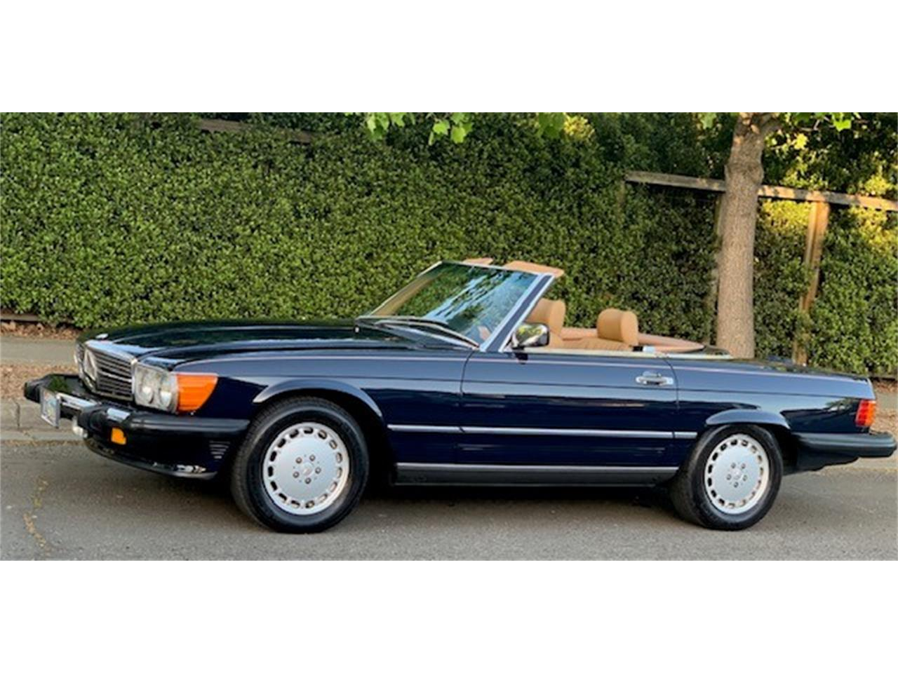 Large Picture of '89 560SL located in California - $42,000.00 - Q2ZN