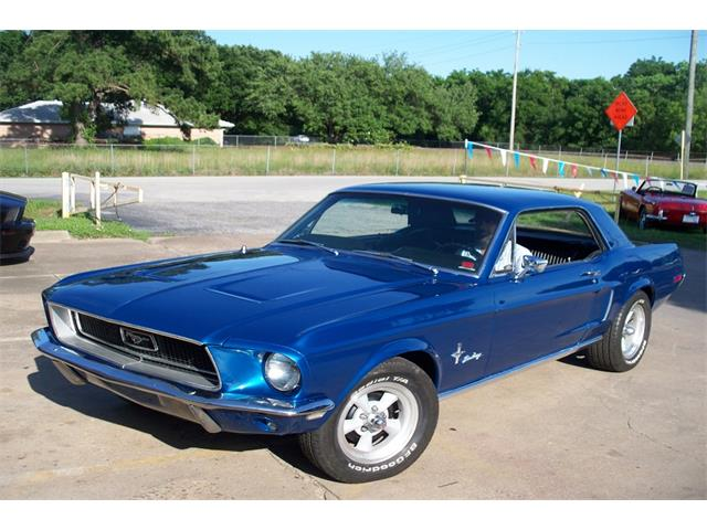 Picture of '68 Mustang - Q304