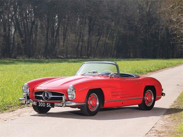 Picture of Classic 1963 Mercedes-Benz 300SL Auction Vehicle - PY6F