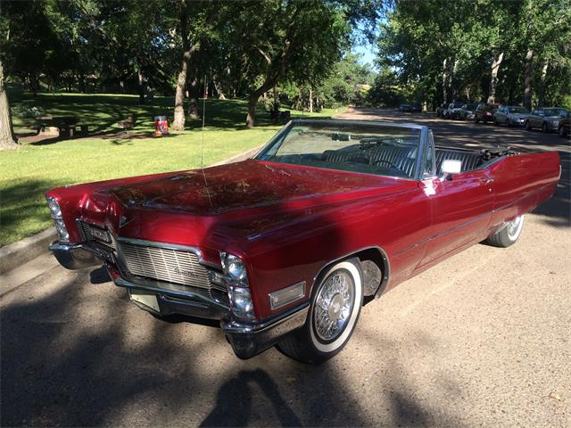 Picture of 1968 Coupe DeVille - $22,500.00 Offered by a Private Seller - Q308