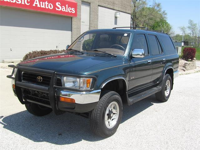 Picture of 1995 4Runner - $9,900.00 Offered by  - Q30G