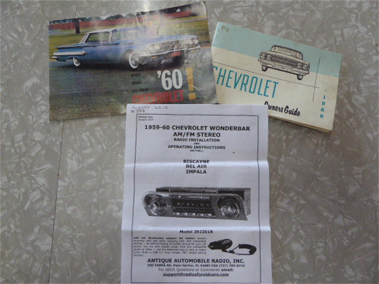 Large Picture of '60 Impala - Q30W