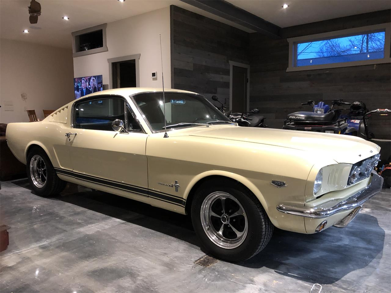 Large Picture of '65 Ford Mustang located in Michigan - $74,900.00 Offered by a Private Seller - Q315