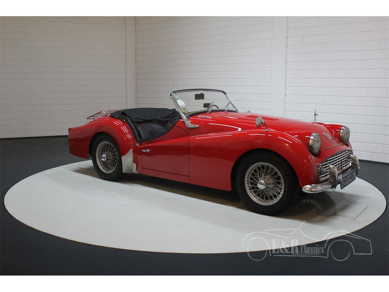 Large Picture of Classic 1960 Triumph TR3A located in Waalwijk noord brabant - $41,400.00 Offered by E & R Classics - Q31H