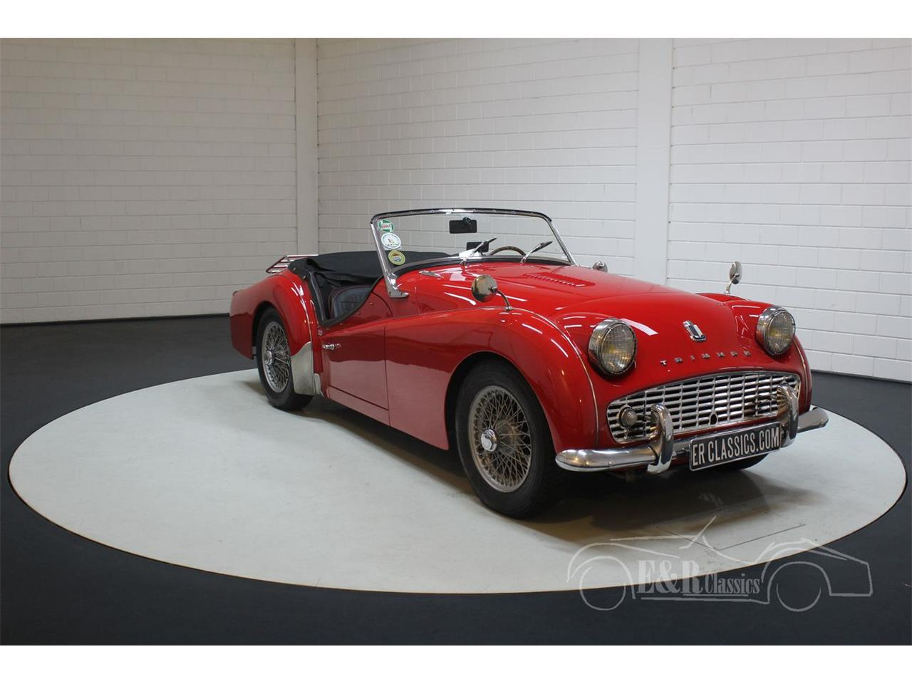 Large Picture of 1960 Triumph TR3A located in noord brabant - Q31H