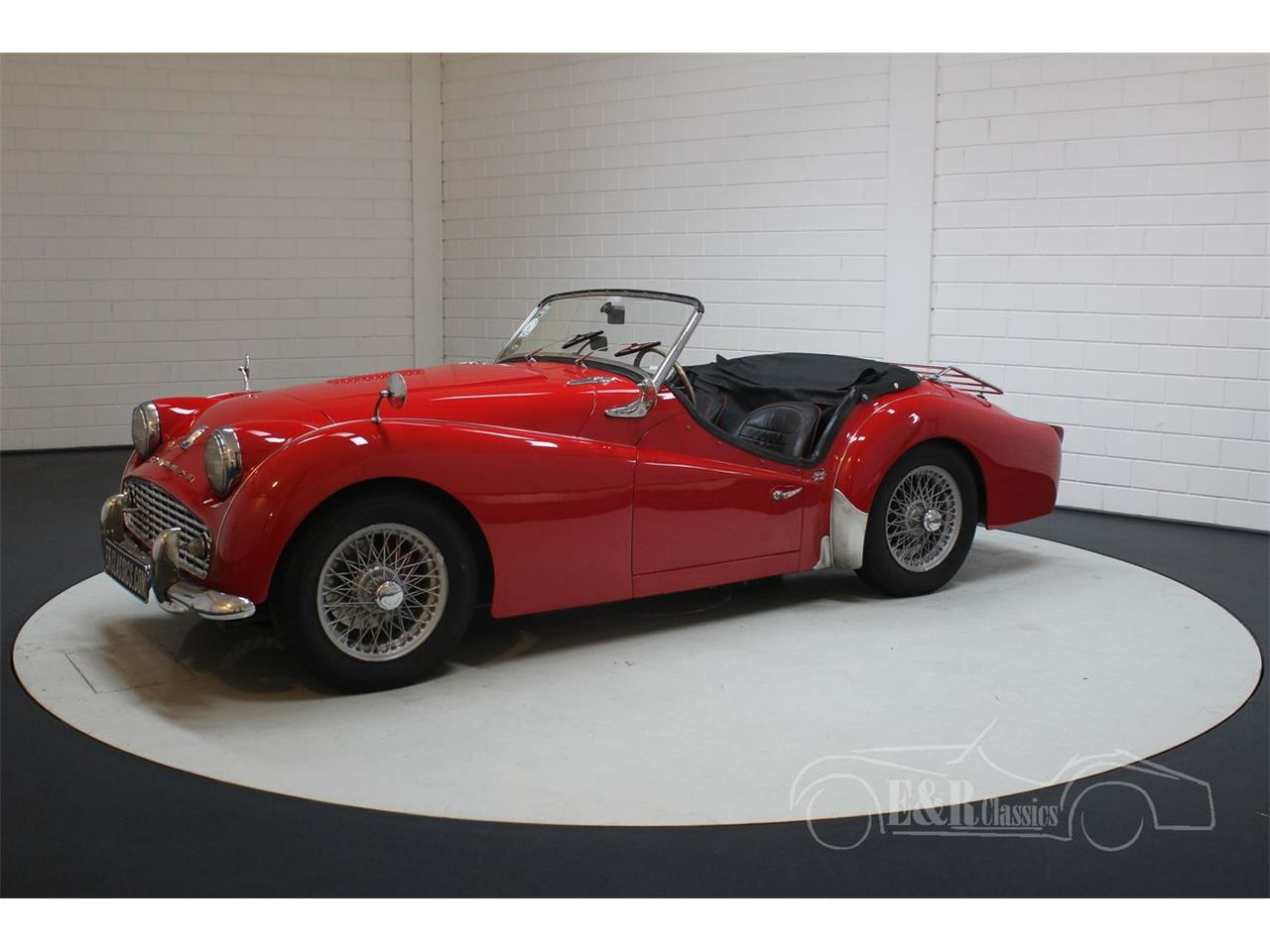 Large Picture of Classic '60 TR3A - Q31H