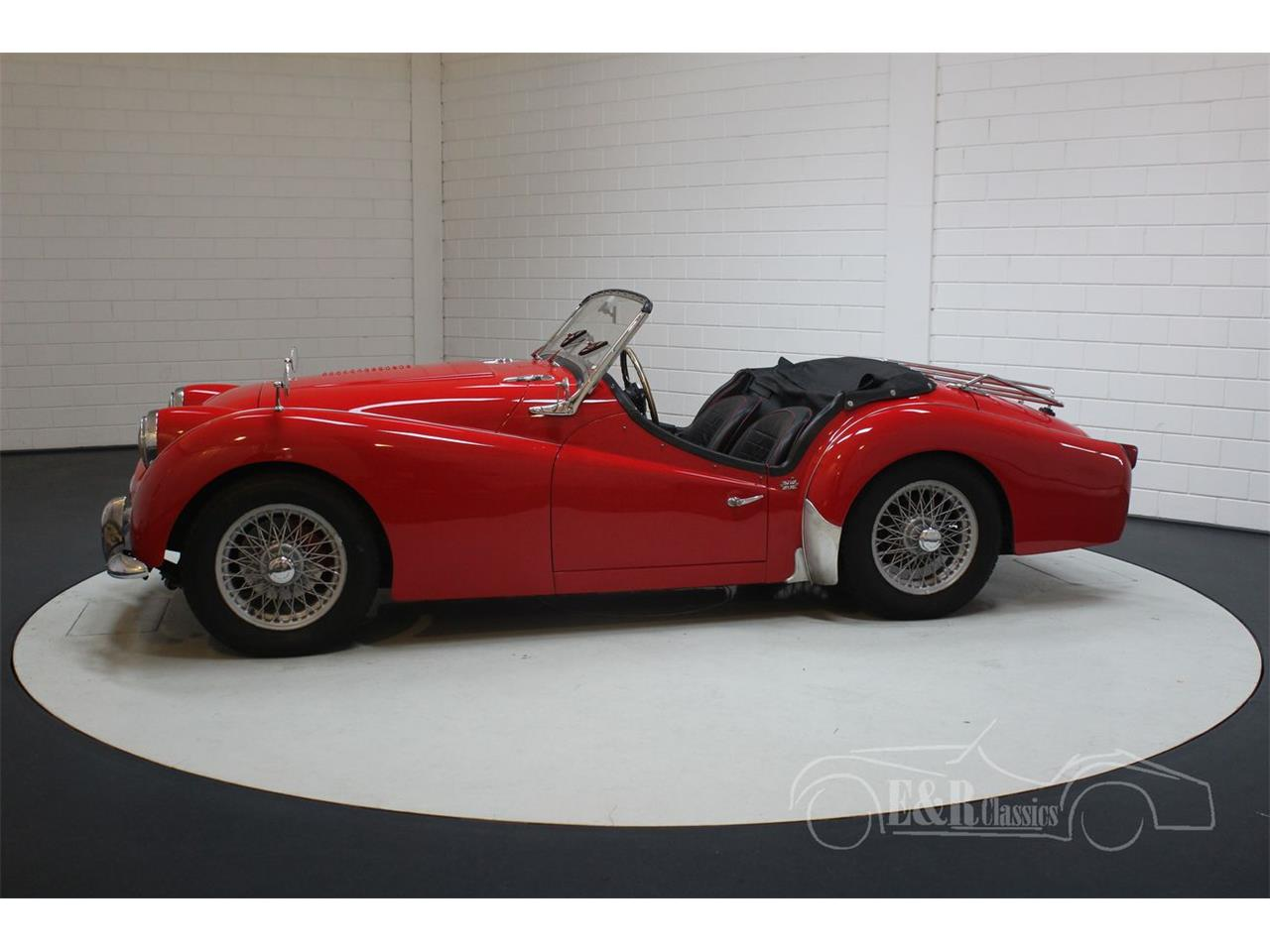 Large Picture of Classic 1960 Triumph TR3A - $41,400.00 Offered by E & R Classics - Q31H
