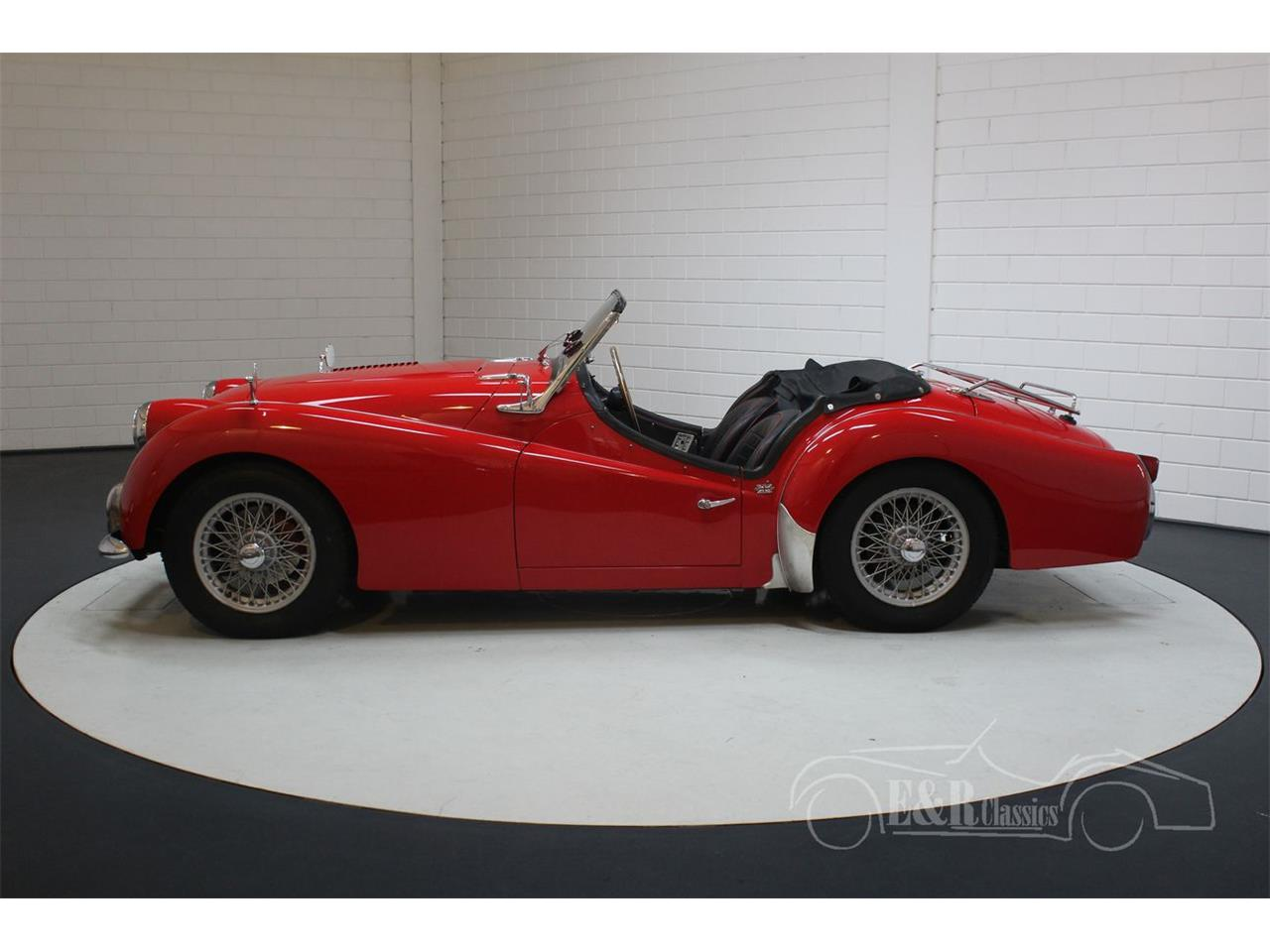 Large Picture of Classic 1960 Triumph TR3A located in Waalwijk noord brabant Offered by E & R Classics - Q31H