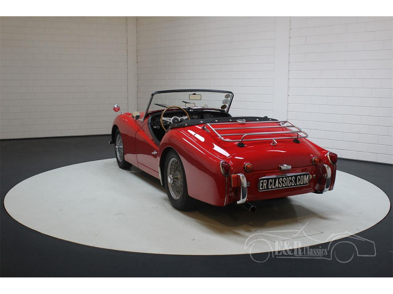 Large Picture of Classic '60 Triumph TR3A located in Waalwijk noord brabant Offered by E & R Classics - Q31H