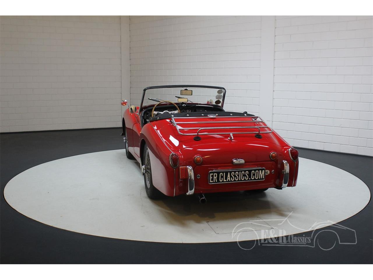 Large Picture of Classic '60 TR3A located in Waalwijk noord brabant - Q31H