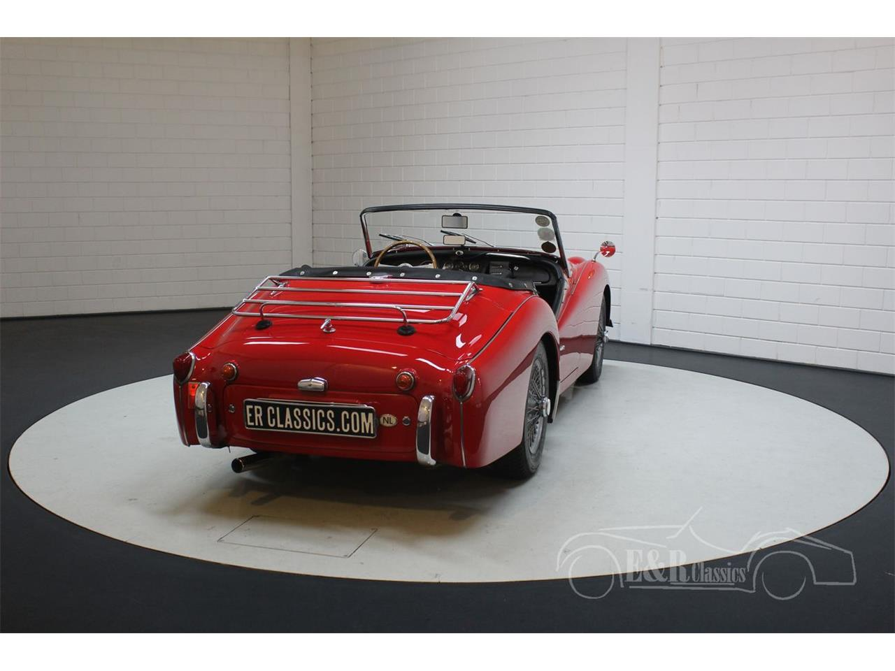 Large Picture of 1960 Triumph TR3A located in Waalwijk noord brabant - $41,400.00 Offered by E & R Classics - Q31H