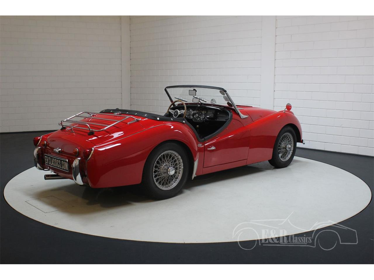 Large Picture of Classic 1960 Triumph TR3A Offered by E & R Classics - Q31H