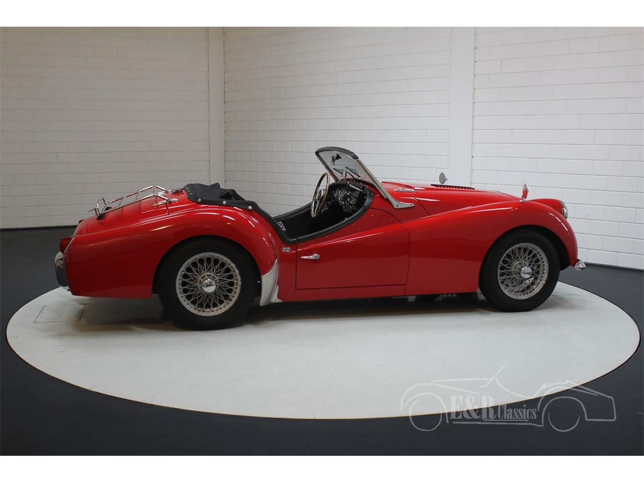 Large Picture of '60 Triumph TR3A located in Waalwijk noord brabant Offered by E & R Classics - Q31H