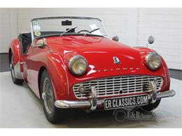 Picture of Classic 1960 Triumph TR3A - $41,400.00 Offered by E & R Classics - Q31H