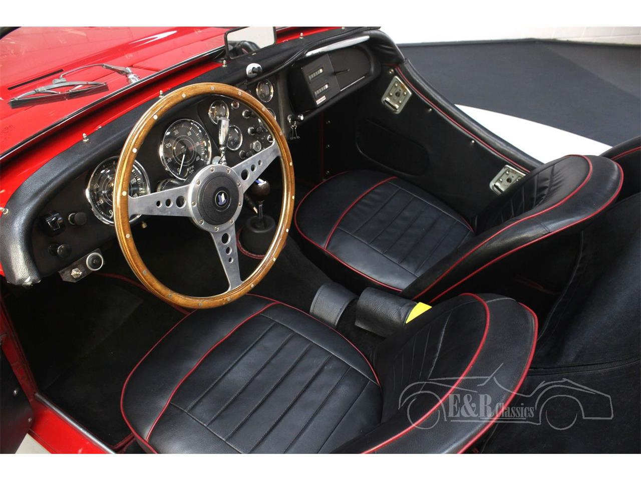 Large Picture of Classic '60 Triumph TR3A - $41,400.00 Offered by E & R Classics - Q31H