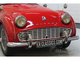 Picture of Classic 1960 TR3A located in noord brabant - Q31H
