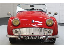 Picture of Classic 1960 Triumph TR3A located in noord brabant - $41,400.00 Offered by E & R Classics - Q31H