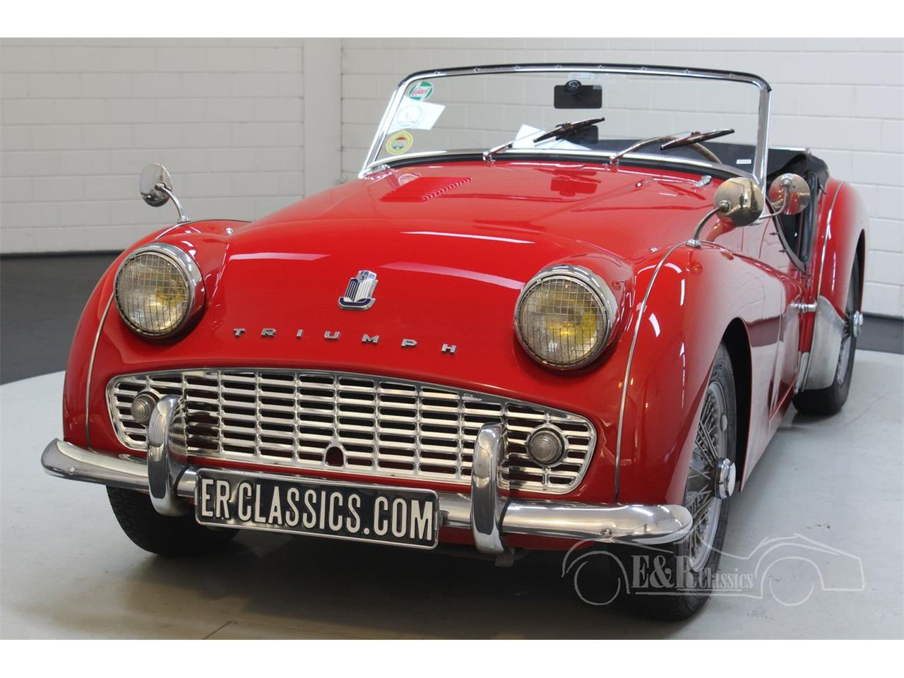 Large Picture of 1960 Triumph TR3A Offered by E & R Classics - Q31H
