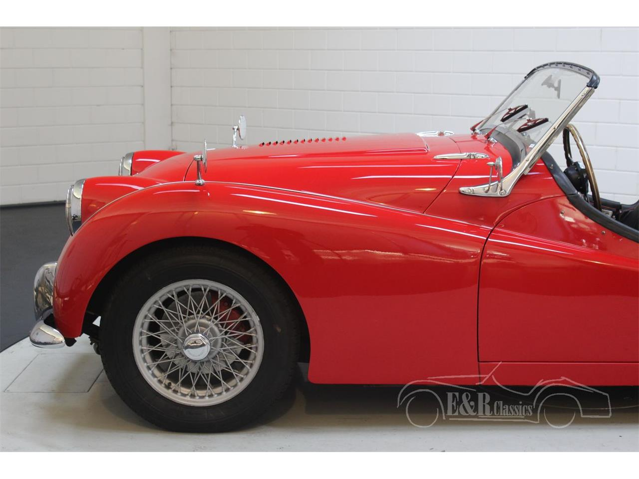 Large Picture of '60 TR3A Offered by E & R Classics - Q31H