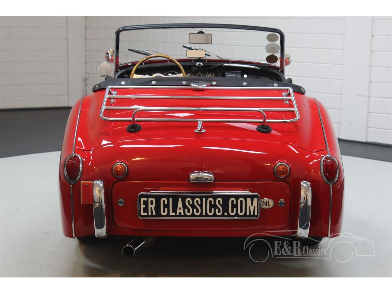 Large Picture of Classic 1960 TR3A - Q31H