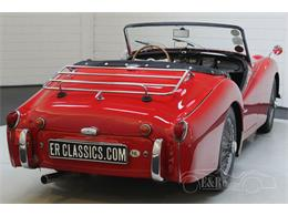 Picture of '60 Triumph TR3A located in noord brabant - $41,400.00 - Q31H