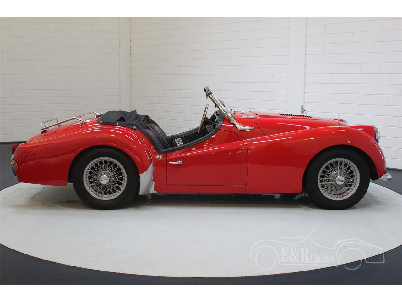 Large Picture of Classic 1960 Triumph TR3A located in noord brabant - Q31H