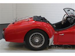Picture of Classic 1960 TR3A located in Waalwijk noord brabant Offered by E & R Classics - Q31H