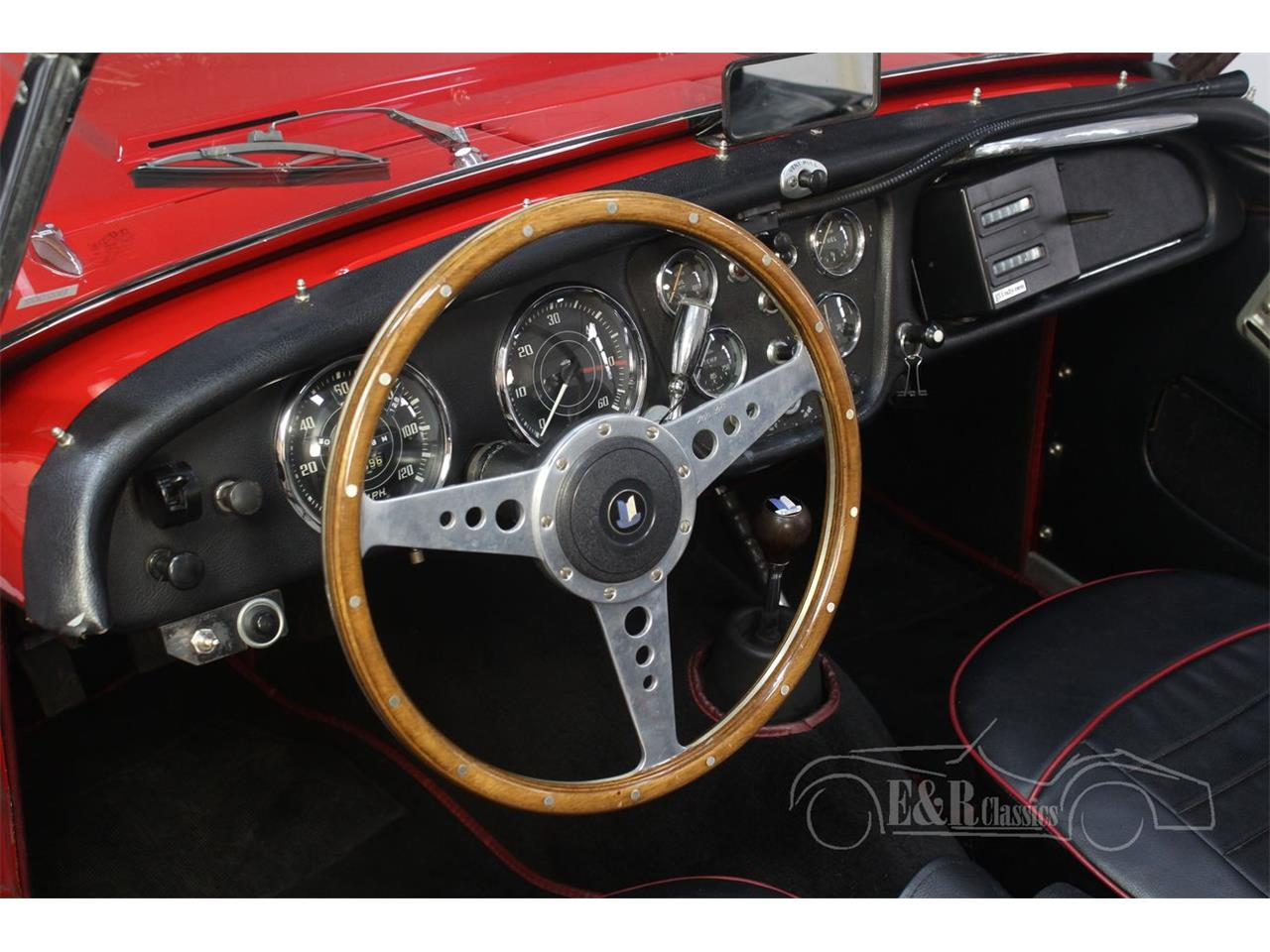 Large Picture of '60 TR3A - Q31H