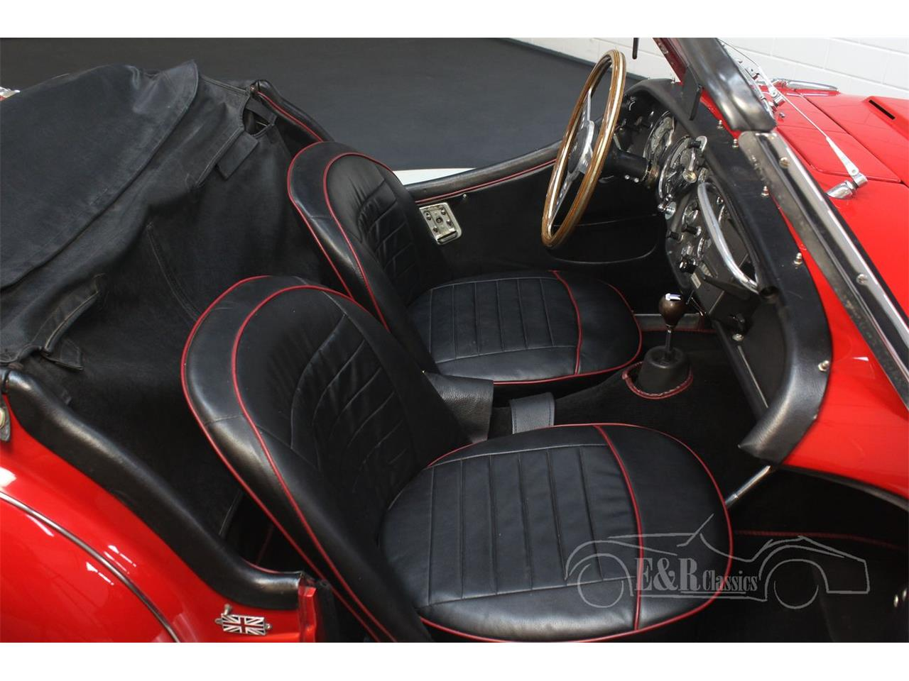 Large Picture of Classic '60 TR3A - $41,400.00 Offered by E & R Classics - Q31H