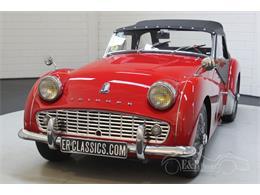 Picture of Classic 1960 Triumph TR3A - $41,400.00 - Q31H