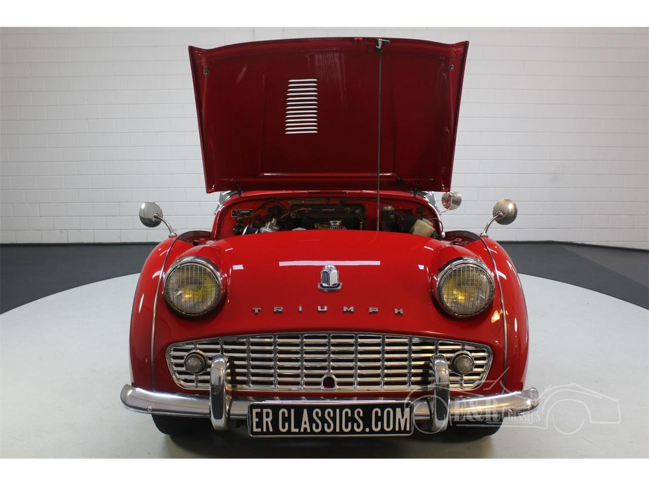 Large Picture of Classic '60 Triumph TR3A located in Waalwijk noord brabant - Q31H