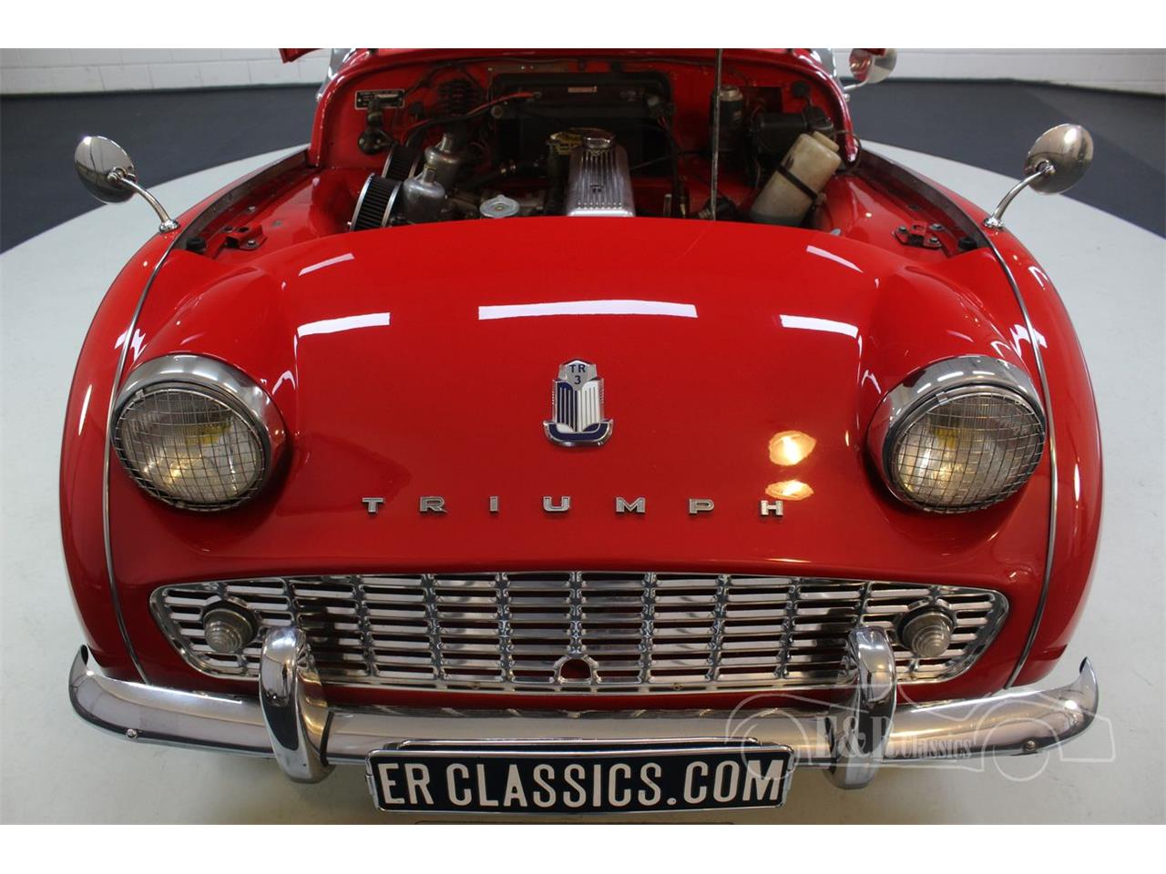 Large Picture of Classic 1960 TR3A located in noord brabant Offered by E & R Classics - Q31H