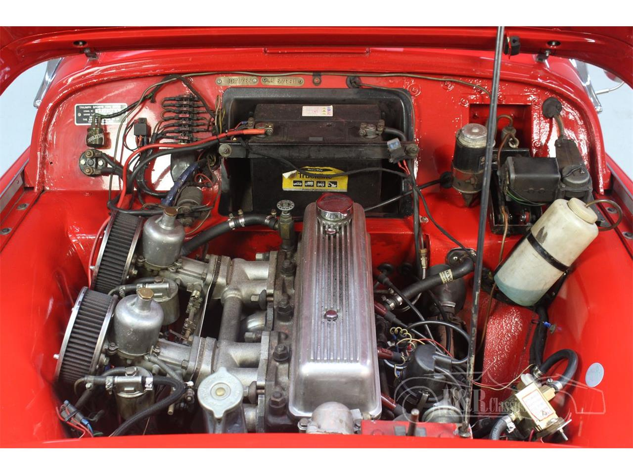 Large Picture of 1960 TR3A - Q31H