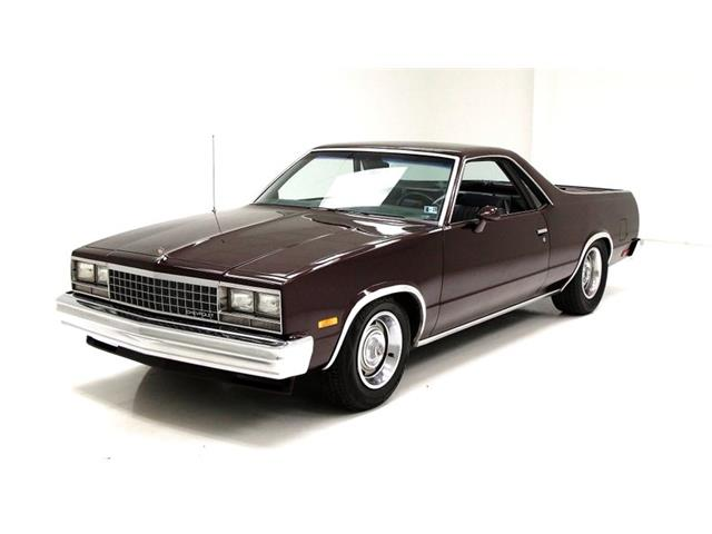 Picture of '85 Chevrolet El Camino - $11,000.00 Offered by  - Q31J
