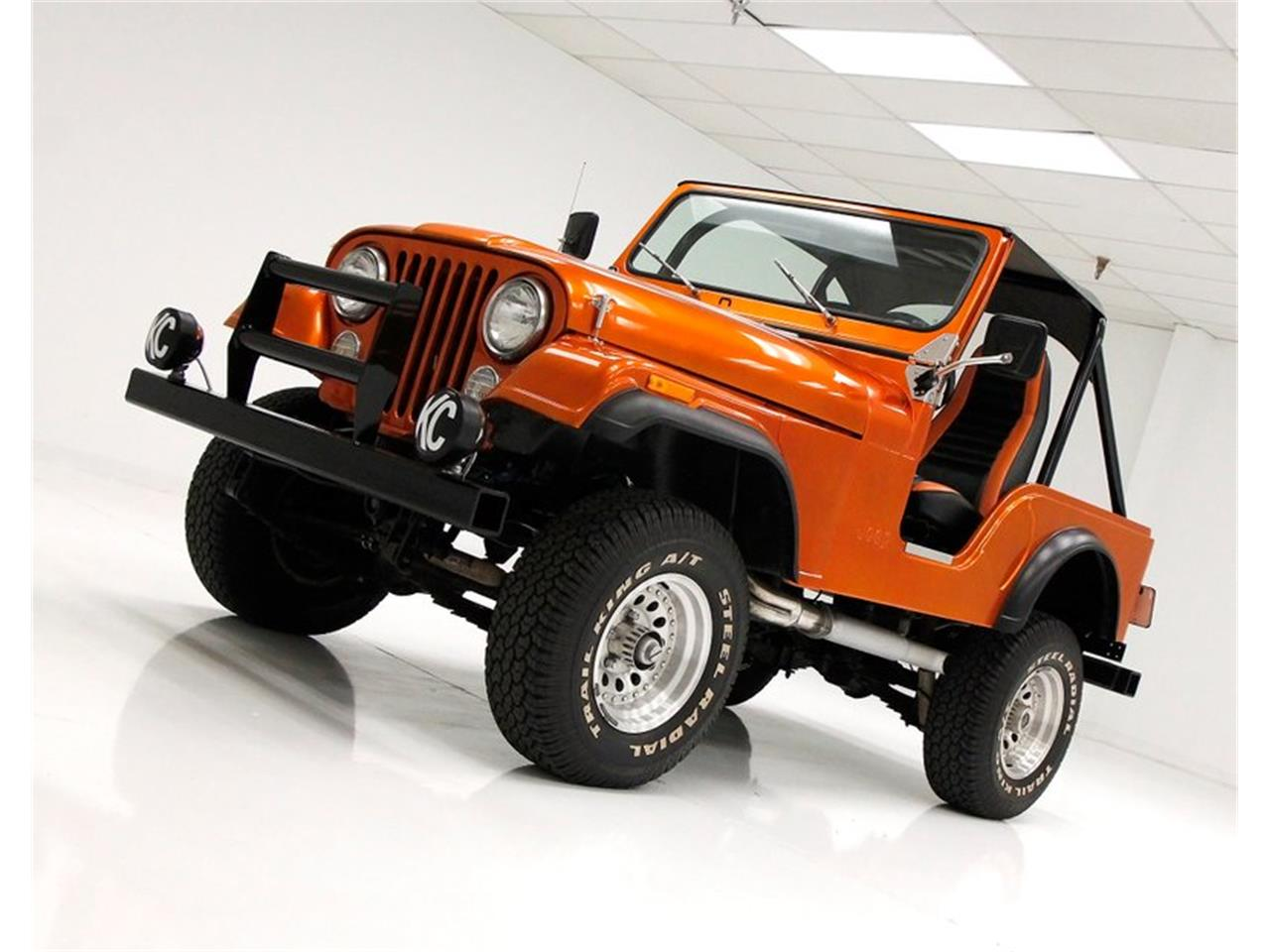 Large Picture of '79 CJ5 - Q31M