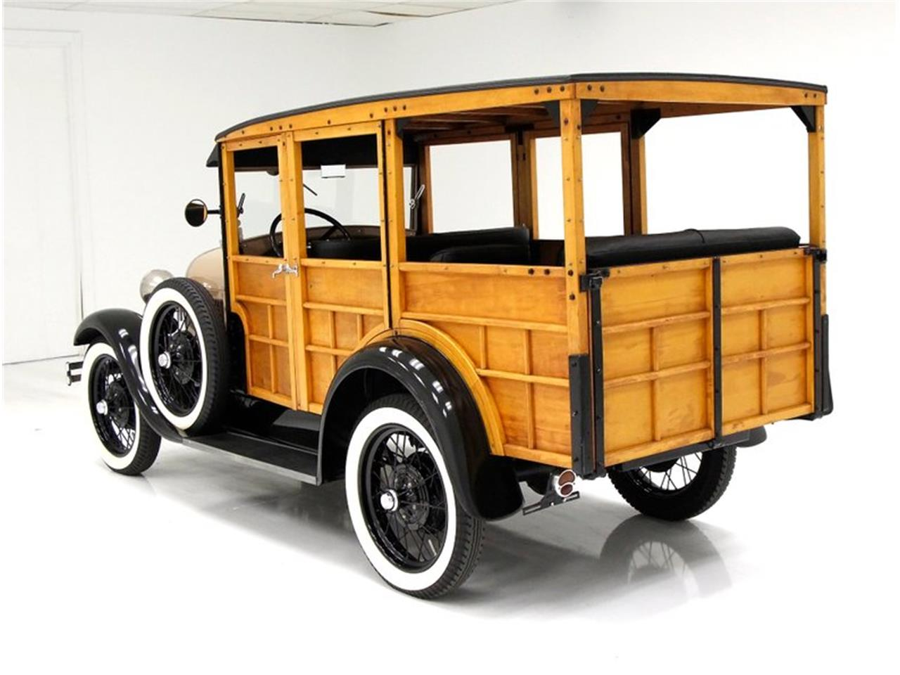 Large Picture of Classic '29 Woody Wagon Offered by Classic Auto Mall - Q31W