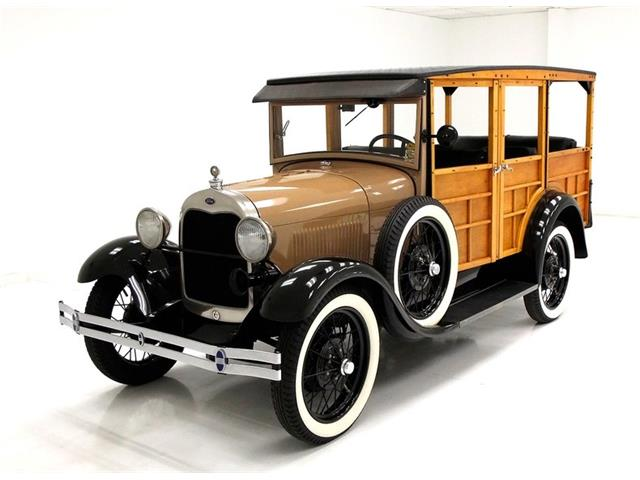 Picture of '29 Woody Wagon - Q31W