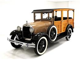 Picture of '29 Ford Woody Wagon located in Pennsylvania - $24,900.00 Offered by Classic Auto Mall - Q31W
