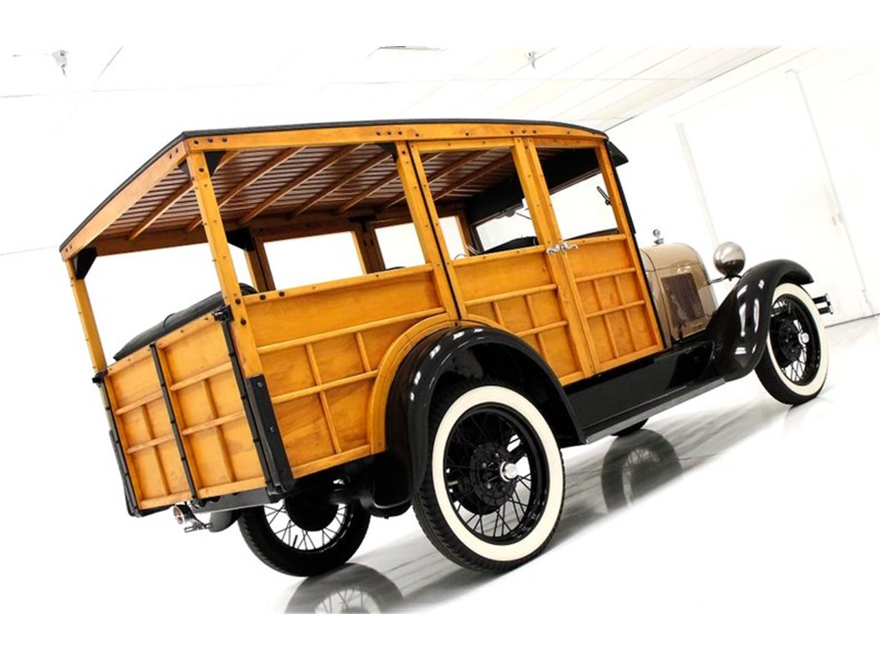 Large Picture of Classic 1929 Woody Wagon located in Morgantown Pennsylvania Offered by Classic Auto Mall - Q31W